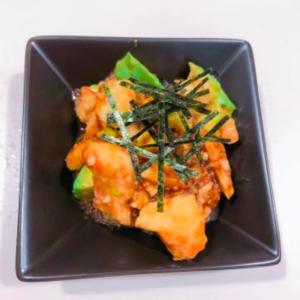 埼玉県 さいたま市 浦和 県庁通り整体院 ダイエット レシピ 山芋とアボガドのわさびドレッシング和え 1